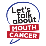 Let's Talk About Mouth Cancer Logo